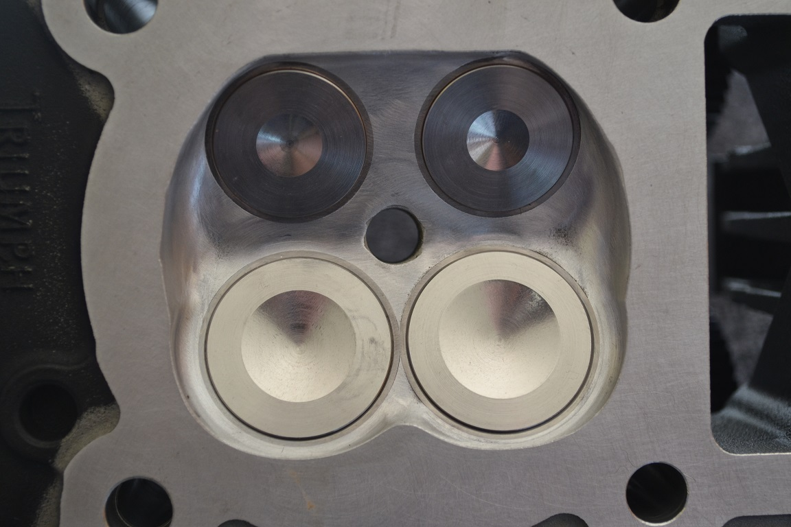 Close up Valves