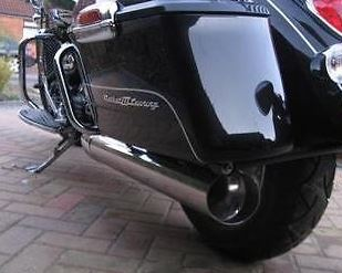 Triumph Rocket 3 Touring Custom Silencers Triumph Performance