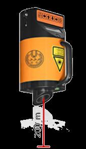 Freiberg FG-LL32 Laser Plummet