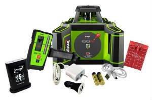 Imex i66R Laser Level Package