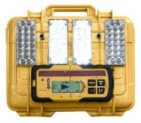 Laser Receiver Light Box