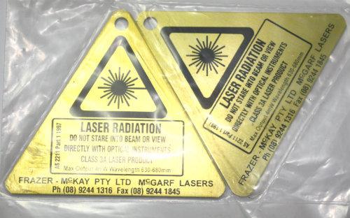 MCGarf-laser