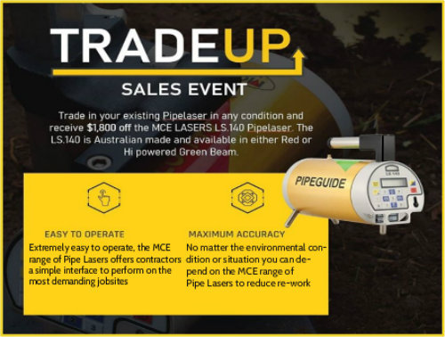 MCE Trade-up