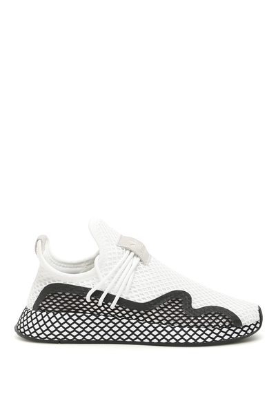 details for genuine shoes pretty cool NEW Adidas deerupt s sneakers BD7874 Ftwwht Cblack Ftwwht ...
