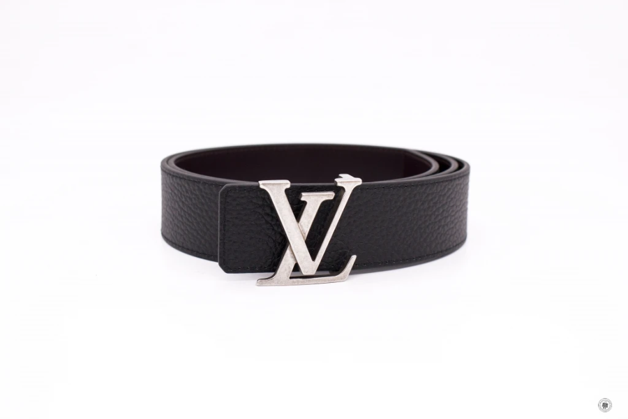 Details about Louis Vuitton N1010U Create Your Own LV Belt With N10004  Buckle Brown/black Calf