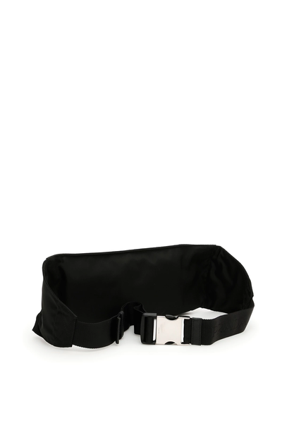 869b77aa1c38 Prada nylon fanny pack 2VL132 V WOX 973 Nero - Authentic | eBay