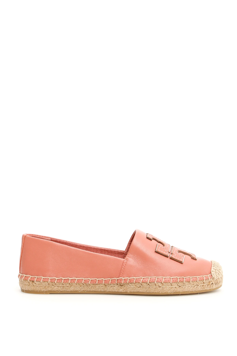 57eb0587b462 Tory burch ines leather espadrilles 52035 Tramonto tramonto sparkgold -  Authentic