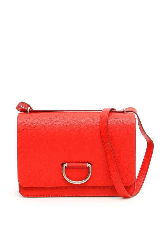 Burberry the d-ring crossbody bag 4076389 Bright Red - Authentic  2b31bad407e59