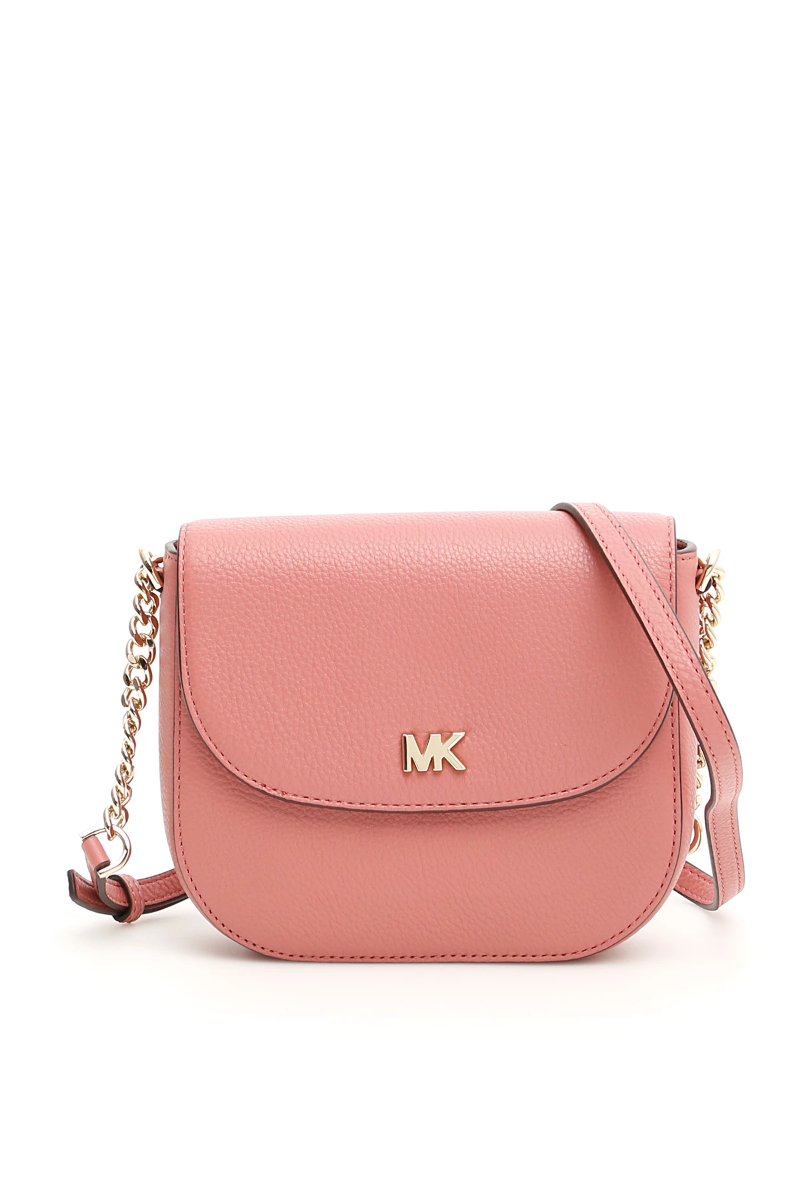ec782c81f928 Michael kors mott crossbody bag 32T8TF5C0L Rose - Authentic