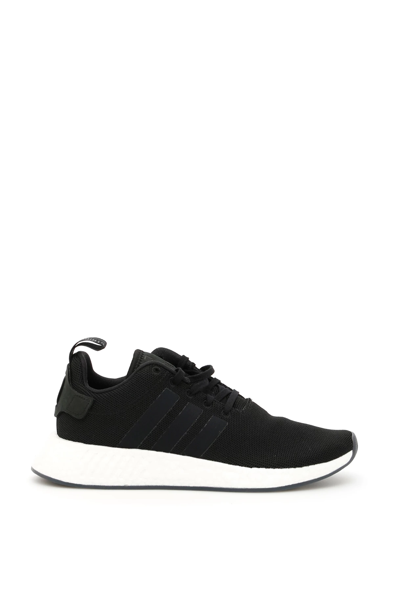 uk availability 6f1a7 5beb5 Details about Adidas nmd r2 originals sneakers CQ2402 Core Black - Authentic