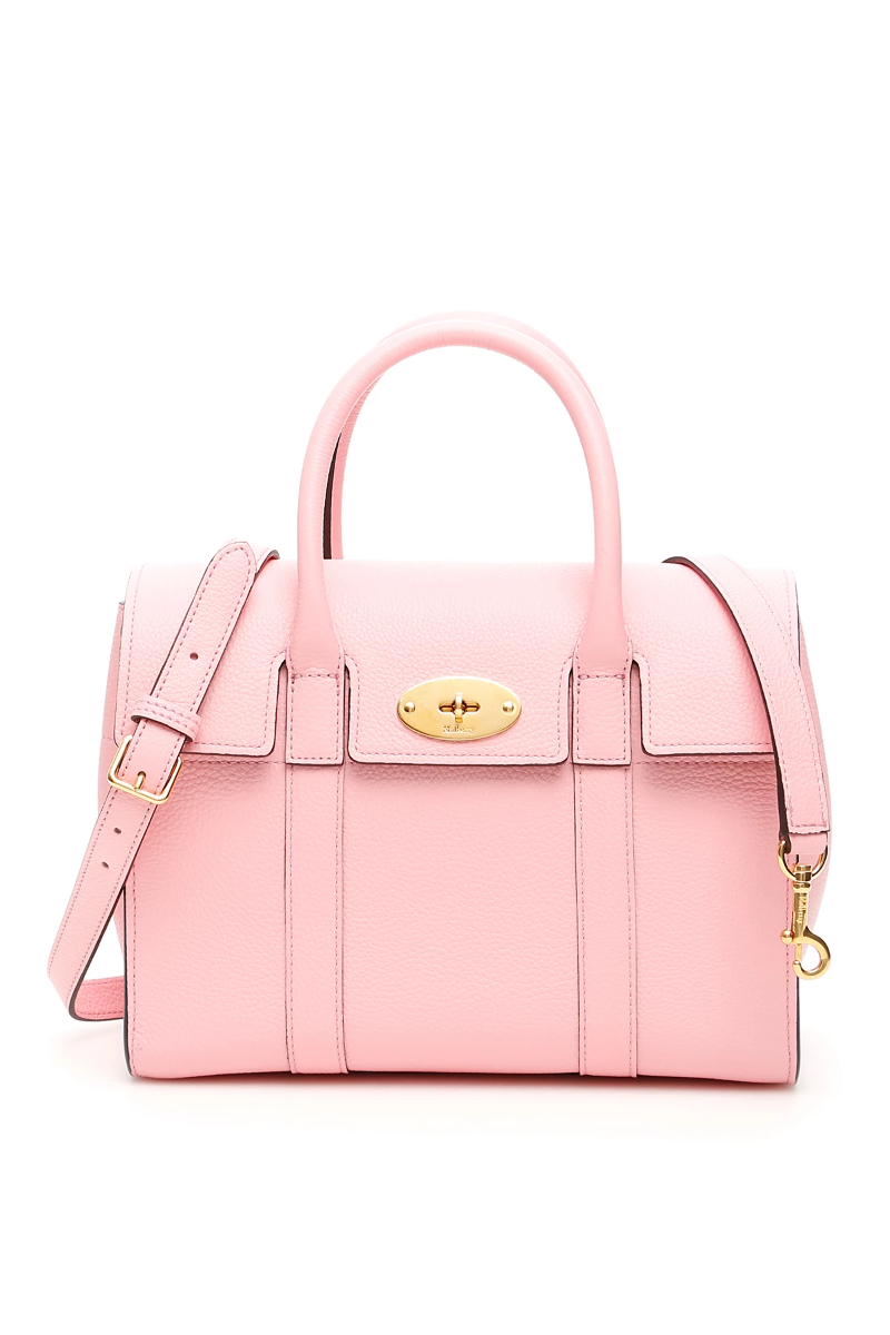 782ec571d2 Mulberry small bayswater bag HH3930 013 Sorbet Pink - Authentic