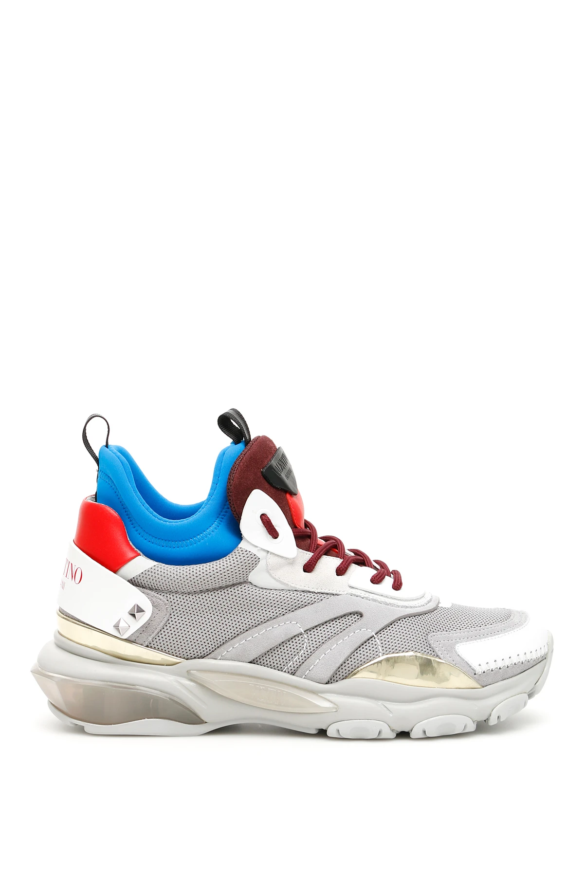 NEW Valentino bounce sock sneakers