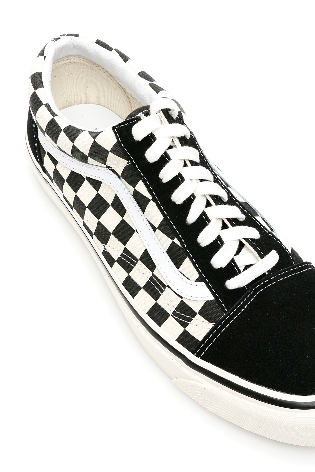 Details about NEW Vans old skool 36 dx check sneakers VN0A38G20AK1 Black Chck AUTHENTIC NWT