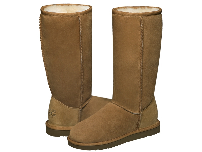 2bdd3150075 Details about AUSTRALIAN UGG ORIGINAL Classic Tall ugg boots. Made in  Australia.