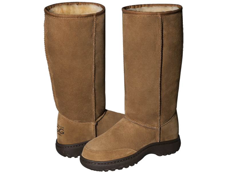 ebf51dfbbc5 Details about AUSTRALIAN UGG ORIGINAL Alpine Classic Tall Mens ugg boots.  Made in Australia.