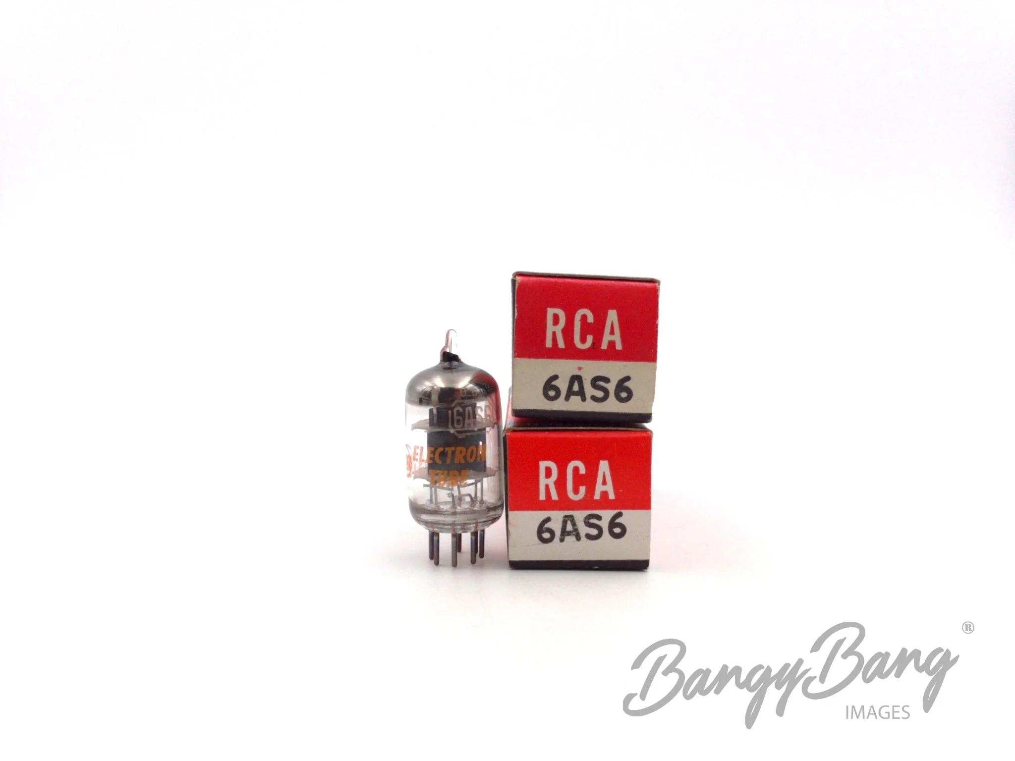 2 Vintage RCA 1T6 Subminiature Diode Pentode Detector Amplifier Valve BangyBang Tubes