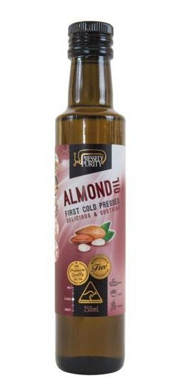 Almond Sweet  - Pressed Purity unrefined  250ml
