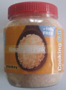 Himalayan Cooking Salt - Funky Monkey  600g