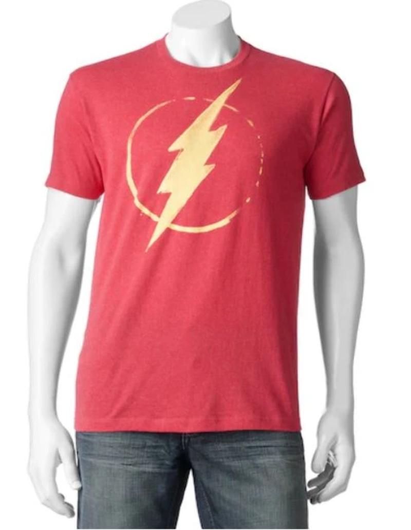 Superheroe Flash Logo