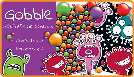 School Scrapbook Covers Scrapbook Cover Pack 2 Kool 4 Skool Kids