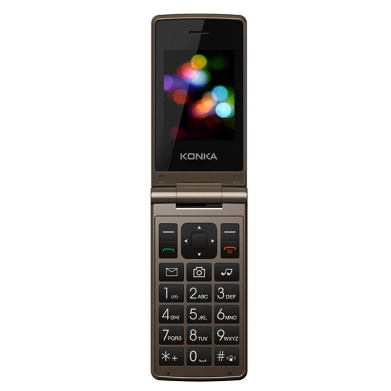 Konka U3 (3G, Flip Phone) - Titanium Black - [Au Stock]  eBay