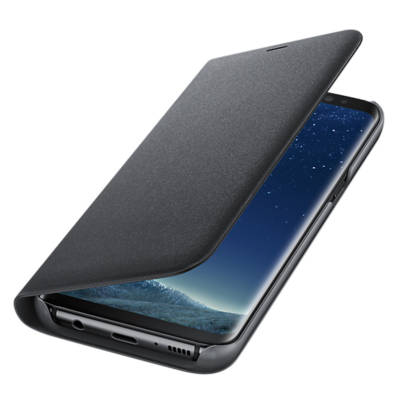 galaxy s8 flip cover