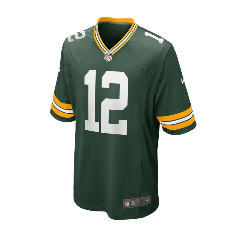 Youths Aaron Rodgers Green Bay Packers Nike NFL Game Jersey - Green 0027aac82