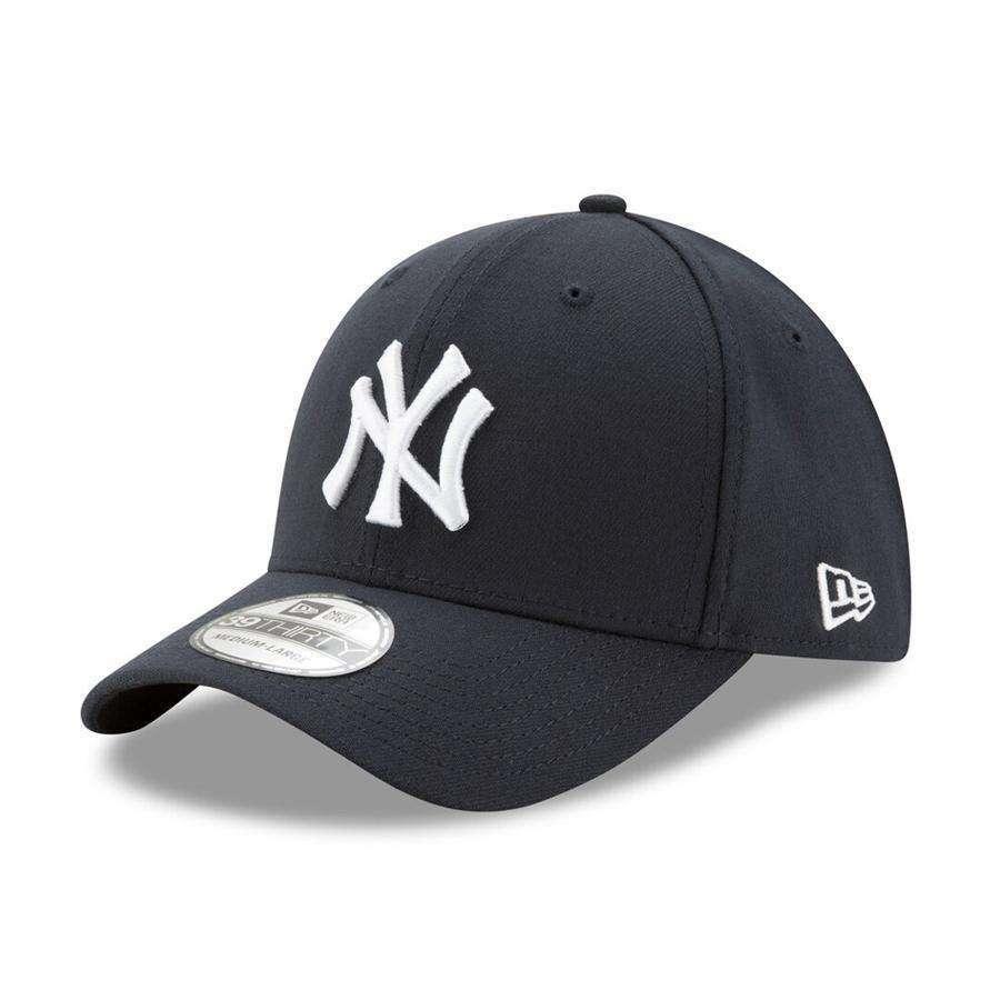 New Era 39Thirty Flexfit Stretch-Fit Cap New York Yankees