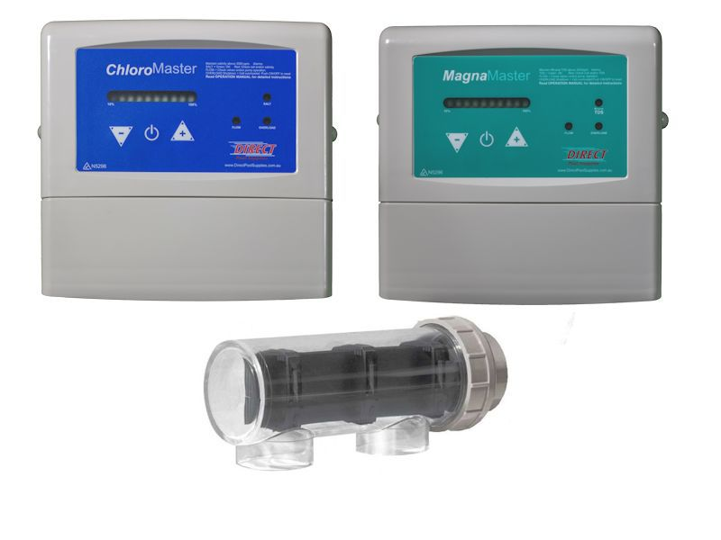 Salt and Mineral chlorinators