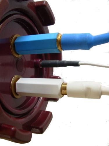 Chloromatic cell cable
