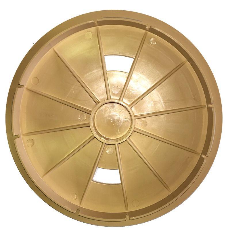 Quiptron lid underside