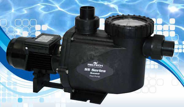 Reltech pool pumps