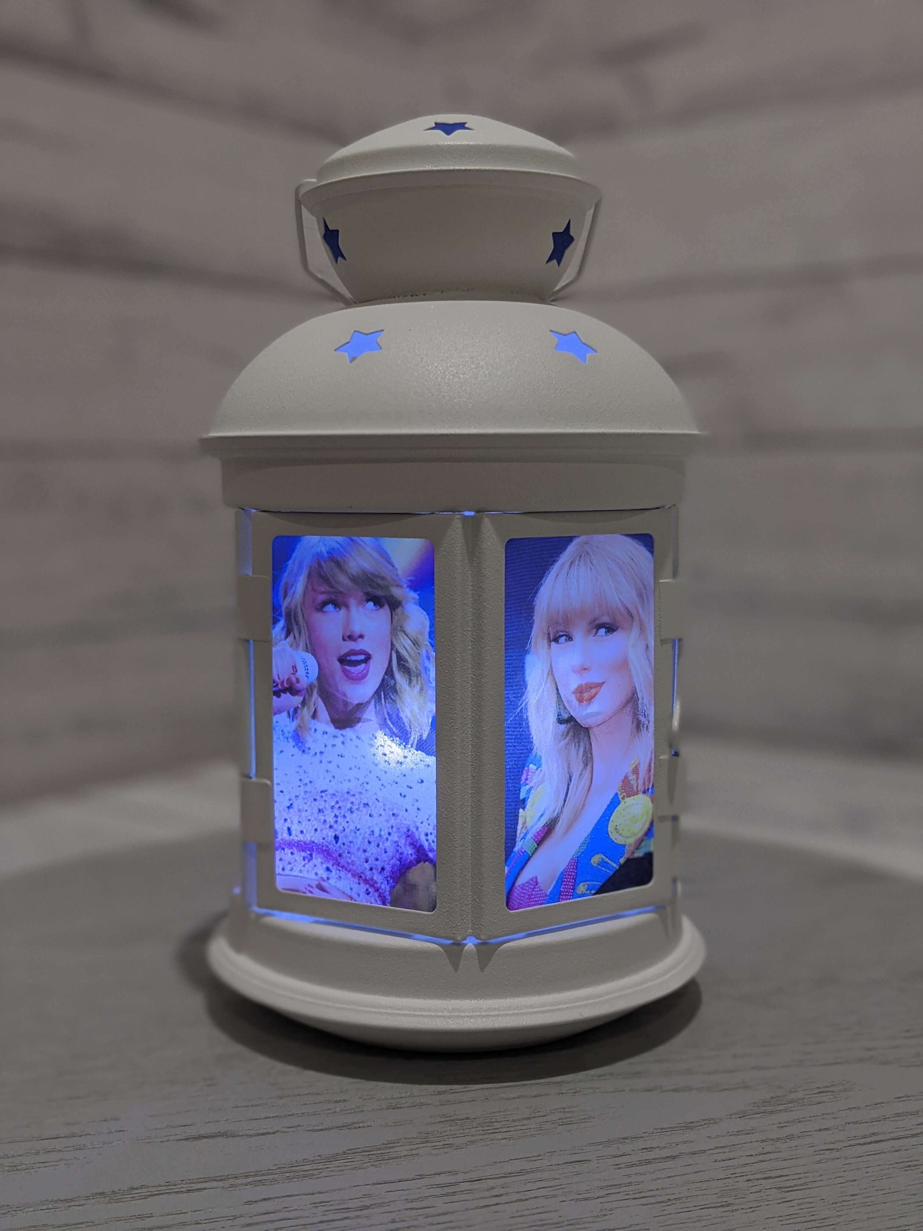 Details about  /Taylor swift inspired Lantern night light lamp home decor gift