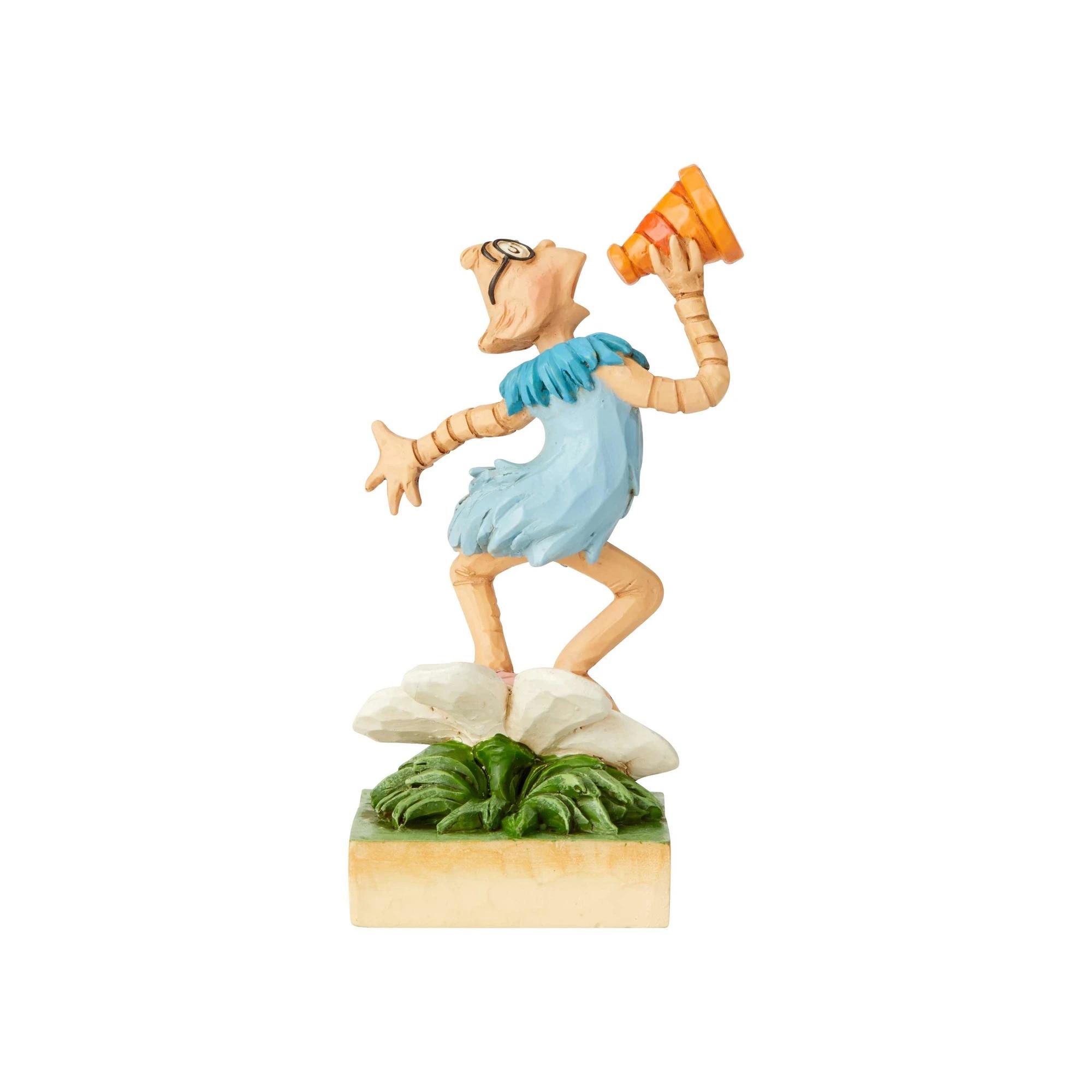 Jim Shore Dr Seuss Mayor Of Who-Ville Figure New 6002909
