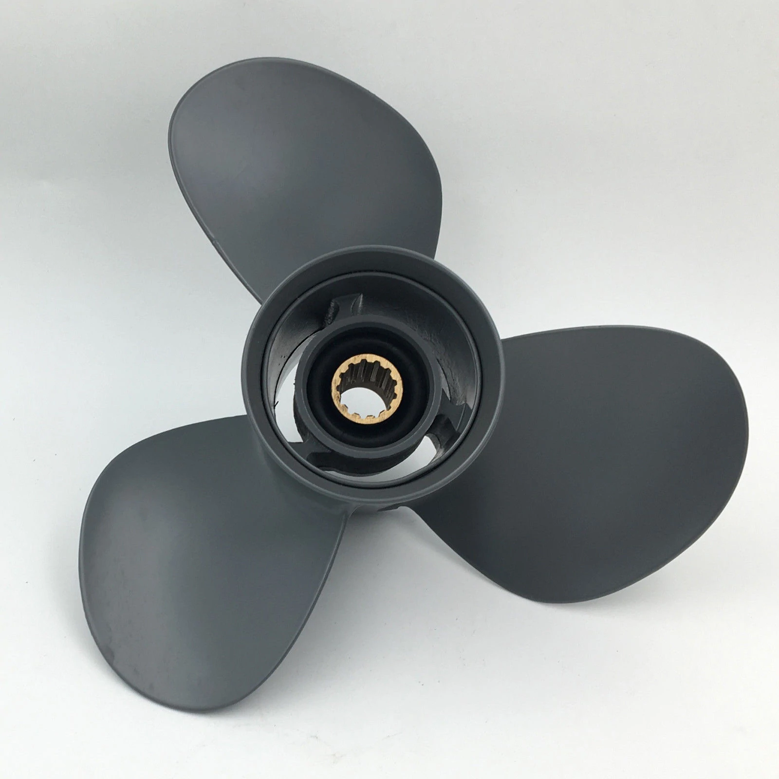 Propeller 11 1//4 x 13 for Honda Outboard 35 40 45 50 60 hp Pitch 13 BF50 BF60