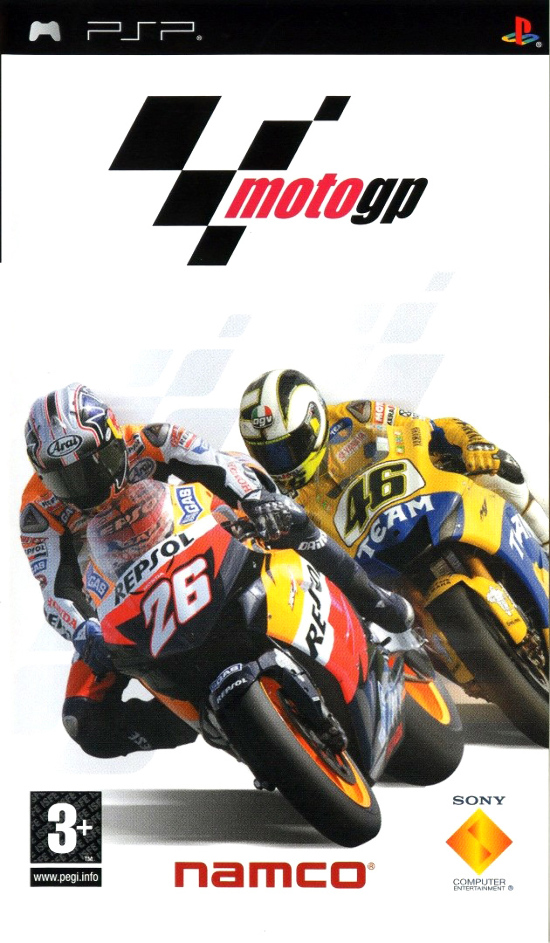 Motogp Psp Game New Ebay