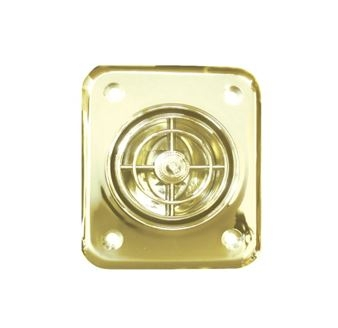 3 x Gold Air Conditioner Heater Knobs to suit Kenworth