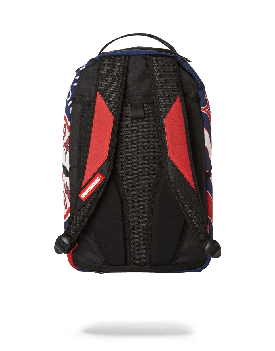 Details zu SPRAYGROUND BACKPACK MLB BOSTON RED SOX