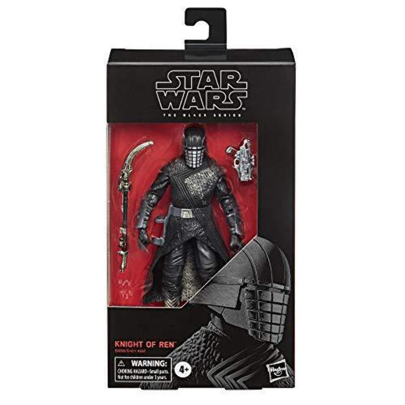Star Wars The Black Series 6 Inch Knight Of Ren TROS Pre-Order April-May 2020