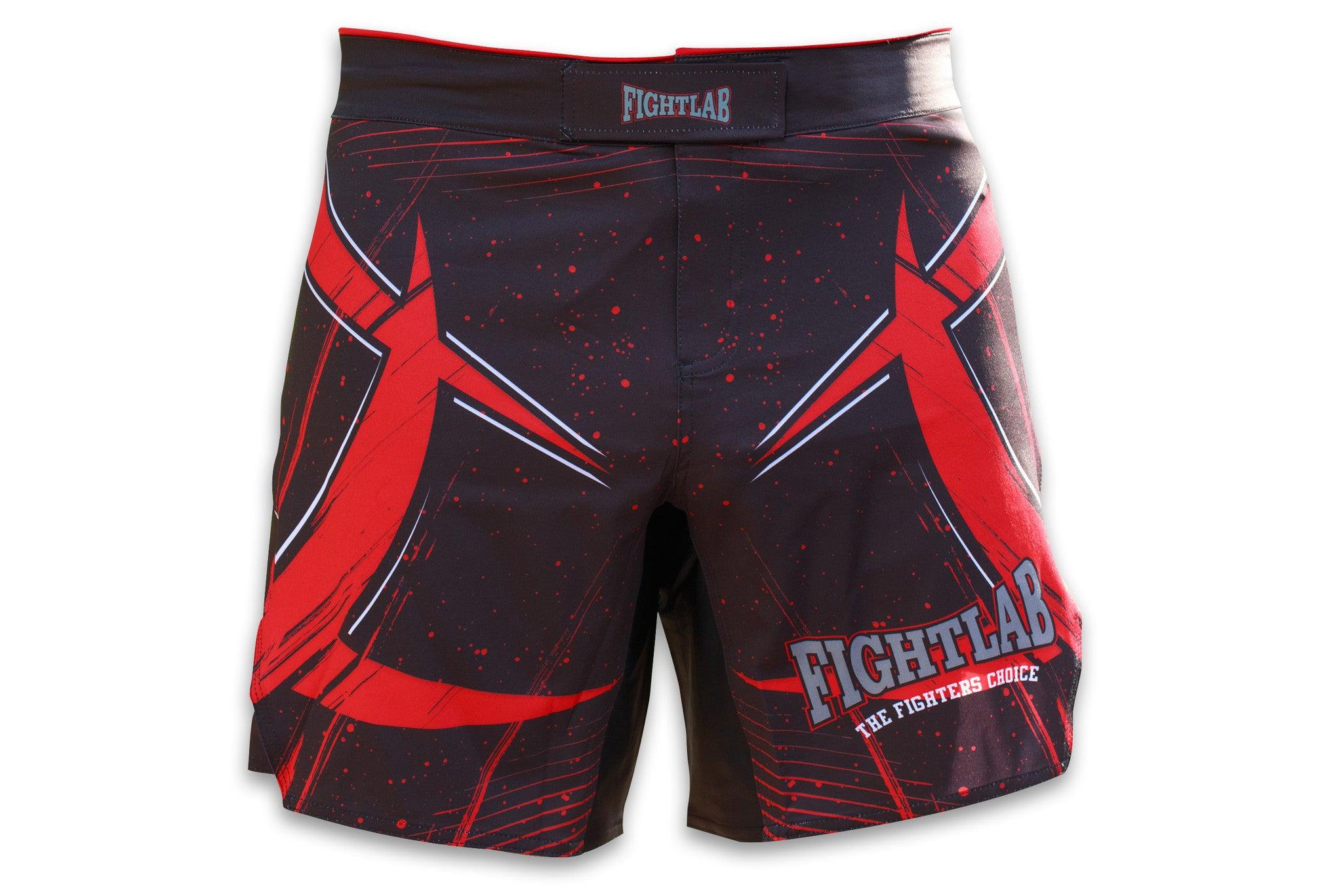 Muay Thai MMA K1 Fightlab Paul Semtex Daley/'s Bellator 179 Fight Shorts