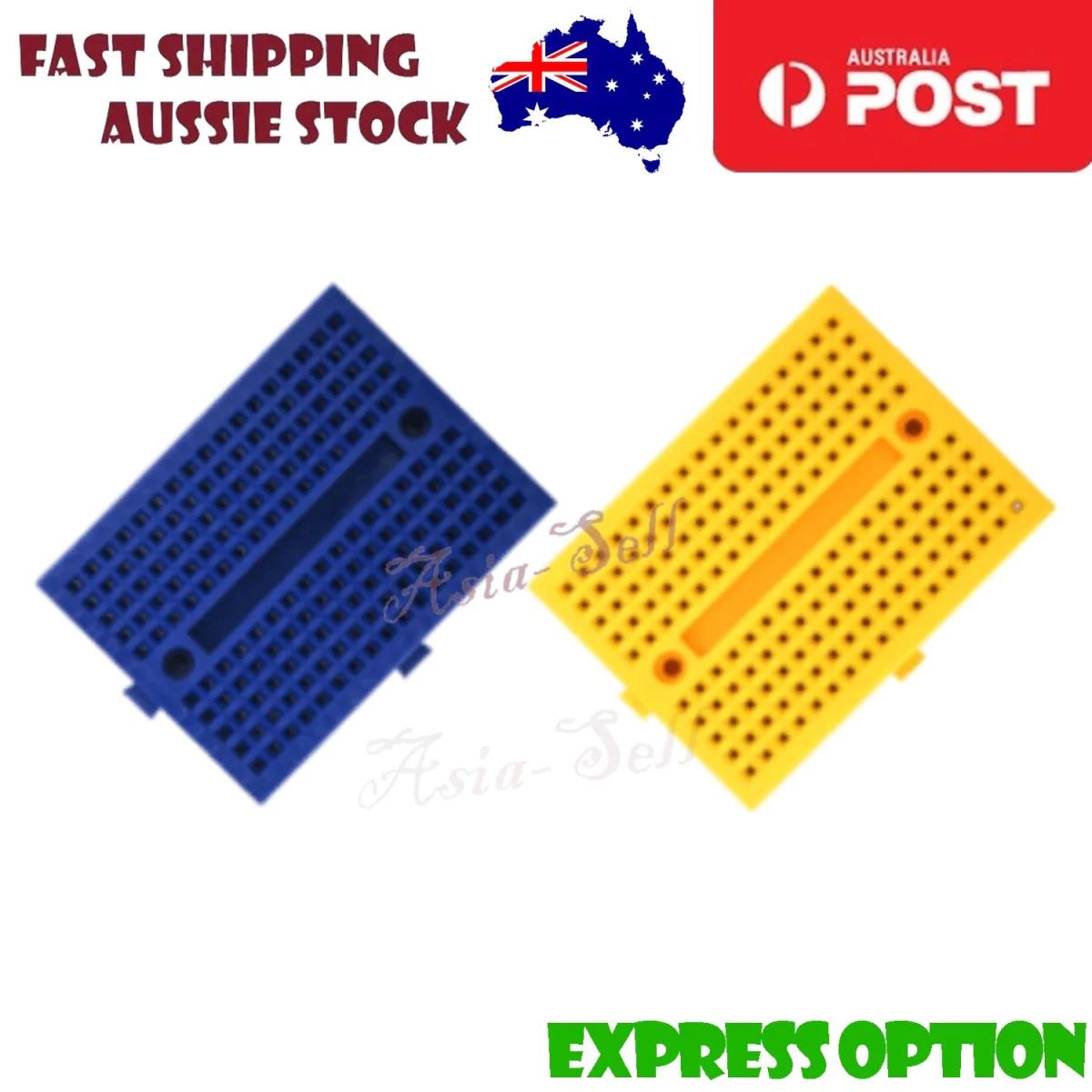 2Pcs SYB-170 Color Mini Bread Board