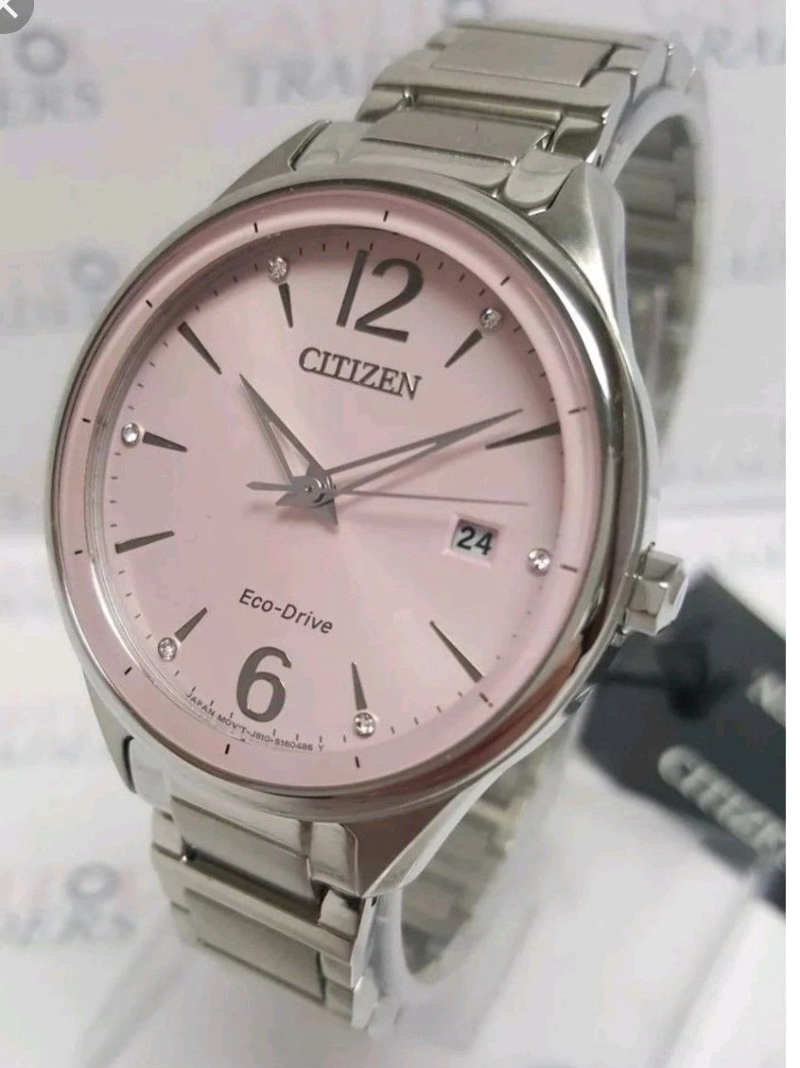 más baratas 266d5 821b1 Details about New without tag Women's CITIZEN ECO-DRIVE  Watch..FE6100-59X.....Reloj de Mujer M
