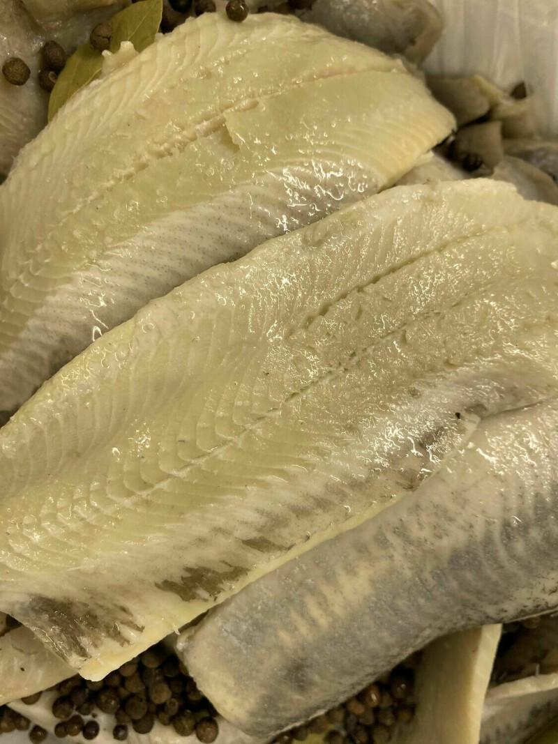 Pickled Herring Fillets | eBay