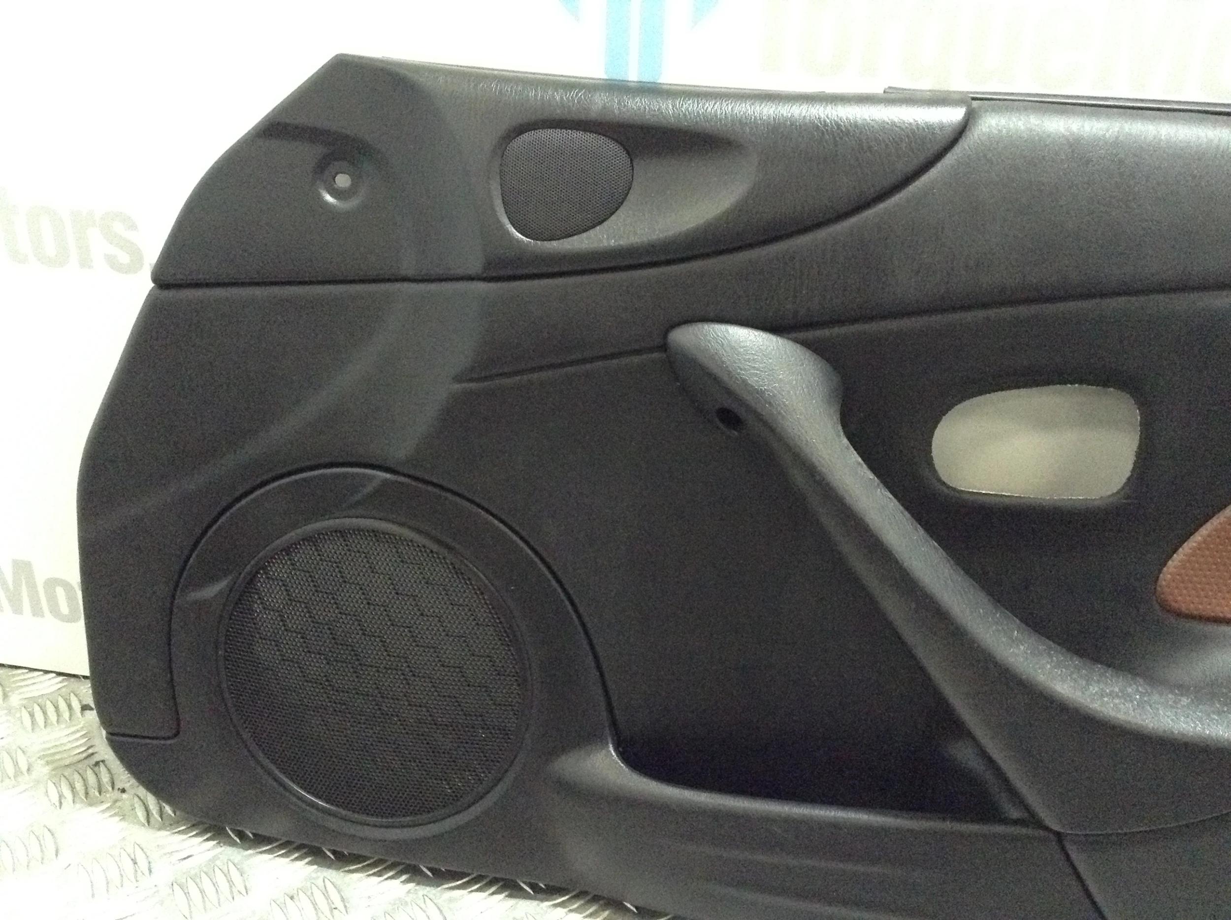 1999-2002 ford fiesta MK4 3 porte n//s passager fenêtre winder unit manuel type