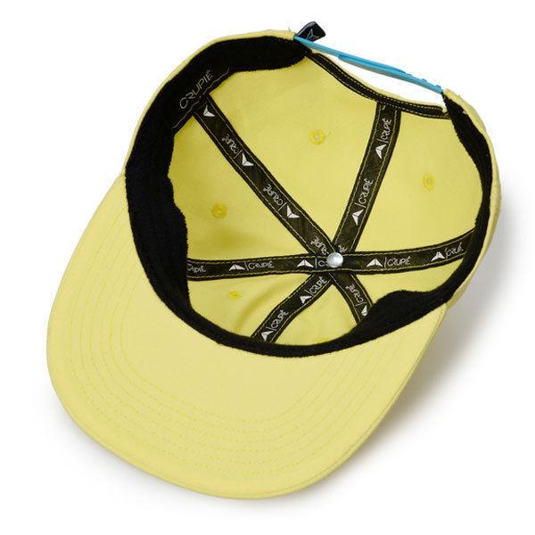 Crupié Apex Side Logo 6 Panel Snapback Cotton Hat Skateboard Wheels ... dc1c2bb9ed8f