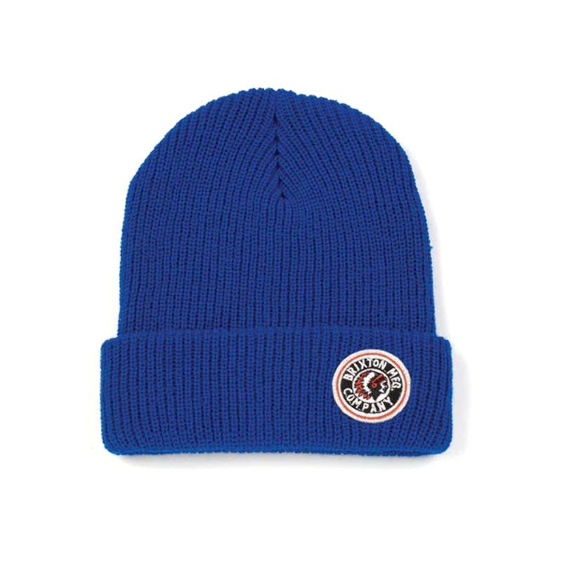 Brixton - Saint Beanie Hat - Royal Blue 3990000765078  d573ddec8f1