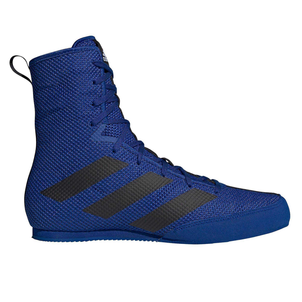 Details about Adidas Box Hog 3 Boxing Boots - Royal Blue Mens Shoes