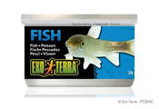 Exo Terra Canned Fish Reptile Herp Food