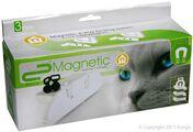 Magnetic Cat Flap Door Upgrade Unit