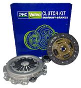Toyota Landcruiser CLUTCH KIT  LJ70 4cyl. - Diesel  Apr 1990 to Feb 1991 tyk23606